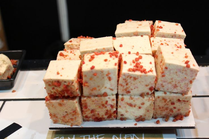 Maple Bacon Marshmallow from The Marshmallowists @ The Cake and Bake ...