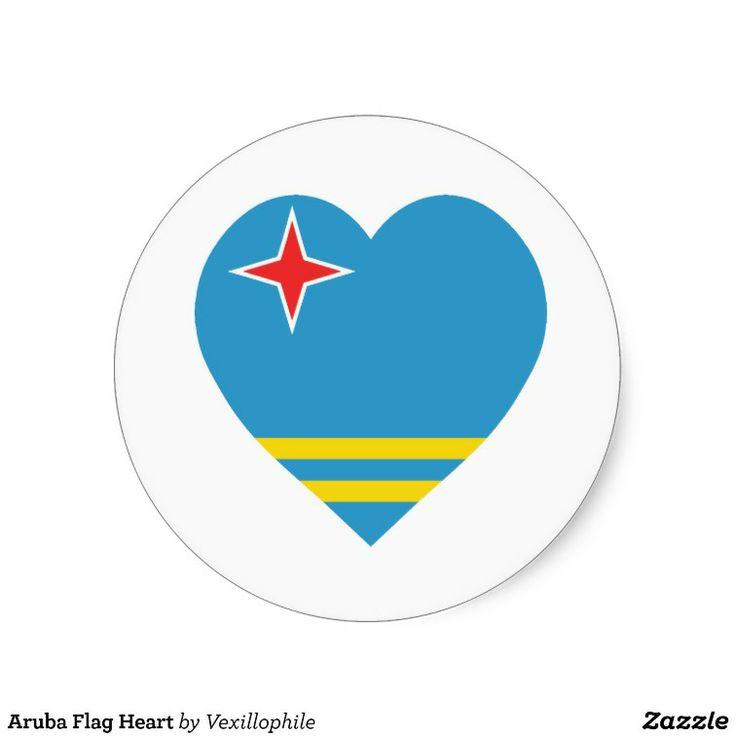 Aruba Flag Tattoo