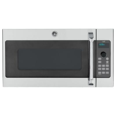 Countertop Speedcook Microwave : ... Advantium 120 1.7 cu. ft. Over the Range Microwave in Stainless Steel