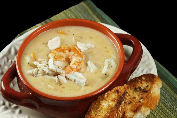 Take a she crab soup crawl through the magnificent Lowcountry #food