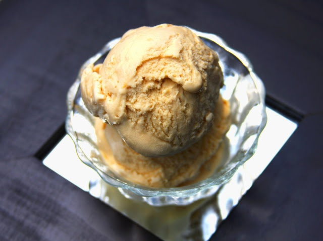 Butterscotch Ice Cream | foodie | Pinterest