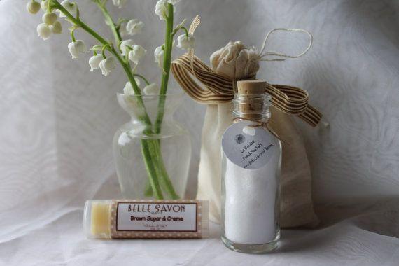 Wedding bridal shower baby shower favor thank you hostess gift set