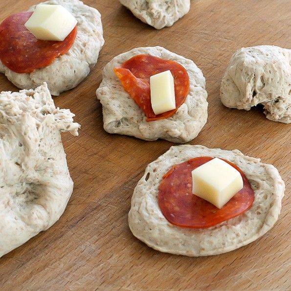 Pizza balls | Food | Pinterest