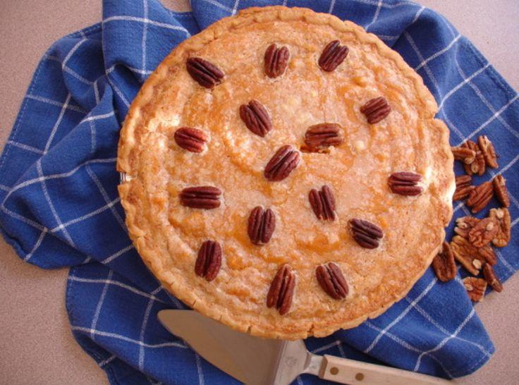 Yum! I'd Pinch That | Sweet Potato Pie #recipe #justapinch