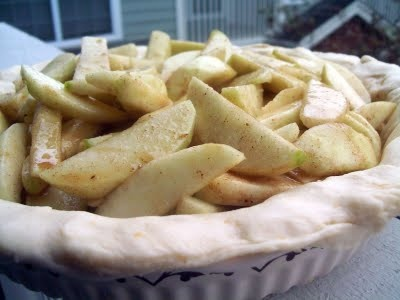 Cheddar Crusted Apple Pie | Lindsey's Kitchen | Pinterest
