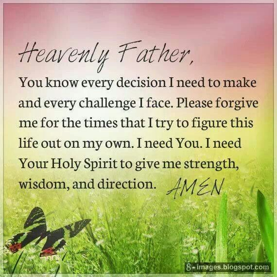Heavenly Father, .. | PRAYERS | Pinterest