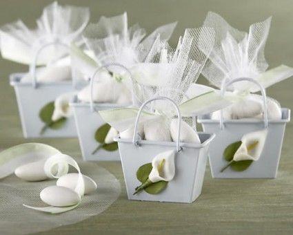 Bridal Shower Party Favor Ideas