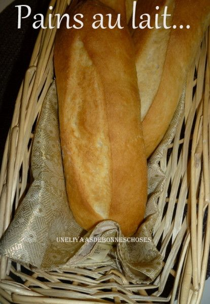 pain-au-lait-   boulange   Pinterest