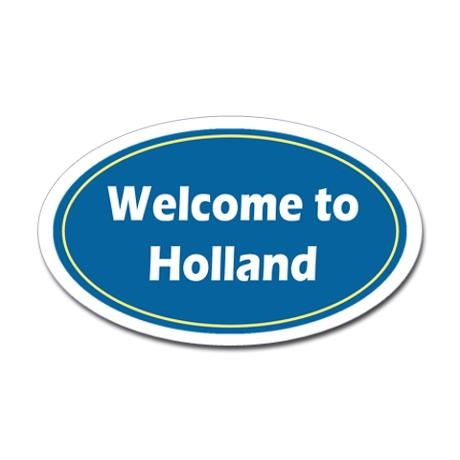 welcome to holland essay