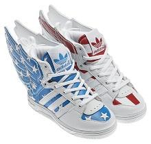Jeremy Scott x Adidas kids