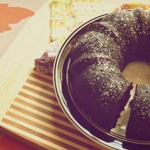 Simple Vegan Chocolate Cake | Not strictly vegan/ vegitarian. | Pinte ...