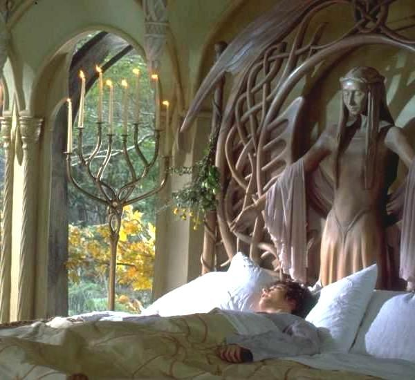Rivendell statue google search the shire pinterest for Lord of the rings bedroom ideas