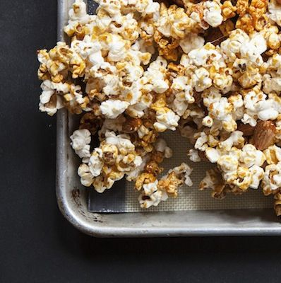 ... chef of Chicago's Yusho, and get her recipe for spicy caramel popcorn