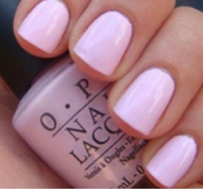 Light pink nail design ideasLight Pink Nail Designs Pinterest