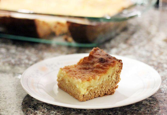 Ooey gooey butter cake | Cakes | Pinterest