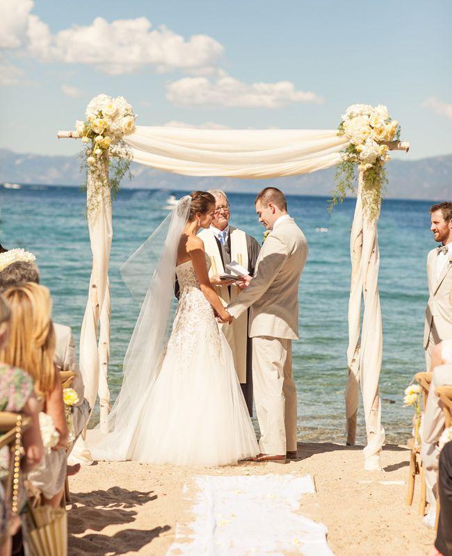Casual Wedding Ideas: A Casual Lake Tahoe Wedding Video By Reel Eyes Media