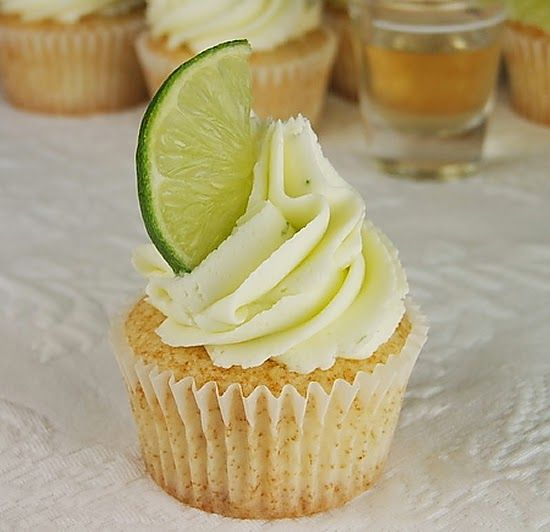 """margarita cupcakes   """"These Look Amazing.,Yummy and Delicious!"""" ."""