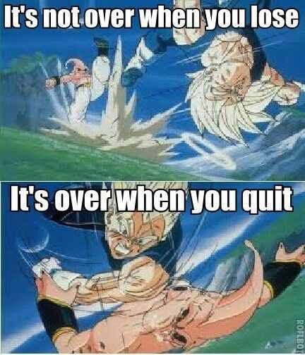 Dragon Ball Z Love Quotes : Vegeta. Dragon Ball Z, GT, Abridged Pinterest