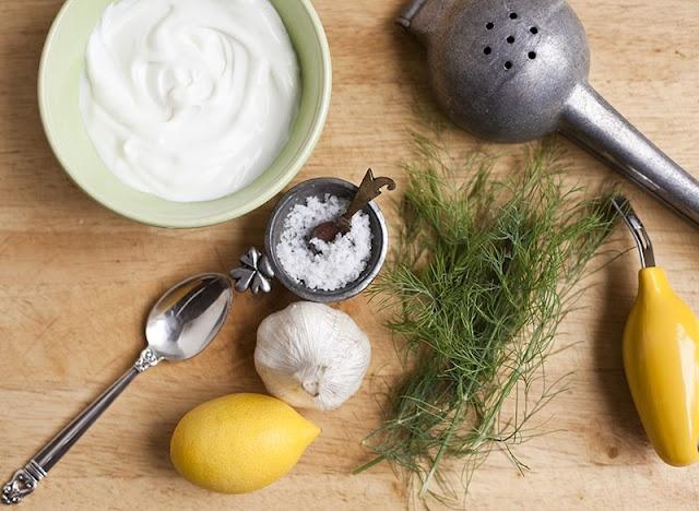 Chilled dill yogurt | Fooooooooooood | Pinterest