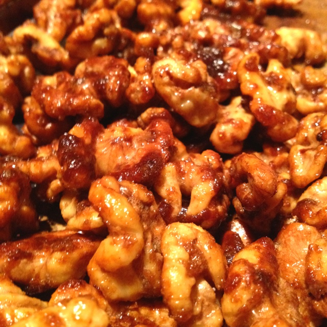 Spiced Candied Walnuts Recipes — Dishmaps