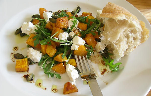Roasted Squash With Mint And Toasted Pumpkin Seeds Recipes ...