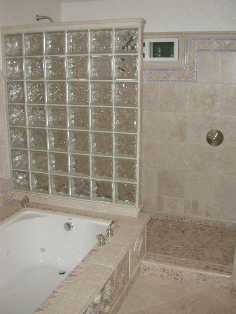 Doorless Walk in shower By Marcus Marty  Walk in shower ideas  Pint ...