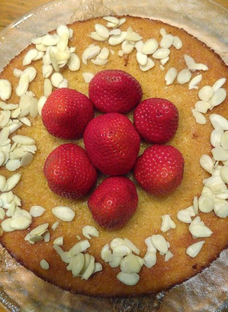 Scrumpdillyicious: Gluten-Free & Dairy-Free Orange Almond Cake