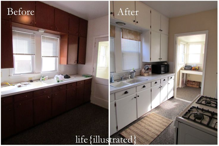 How to repaint kitchen cabinets without sanding painting for Paint kitchen cabinets white without sanding