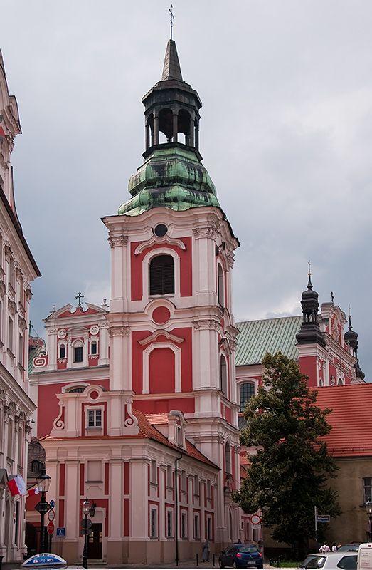 Plac Kolegiacki, Poznań