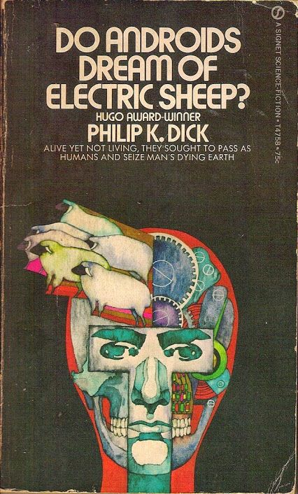 an analysis of philip k dicks book do androids dream of electric sheep But the book it's based on is more relevant to our blandly hateful present  philip  k dick's 1968 novel do androids dream of electric sheep.