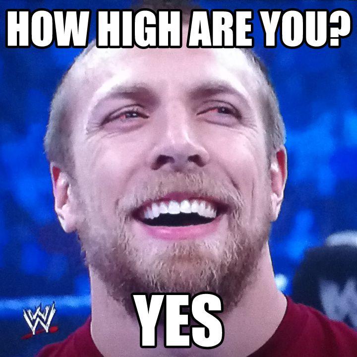 Daniel BryanYes Meme Daniel Bryan
