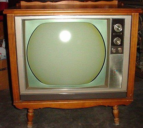 Floor model tv you were the remote in the past pinterest for Floor model tv