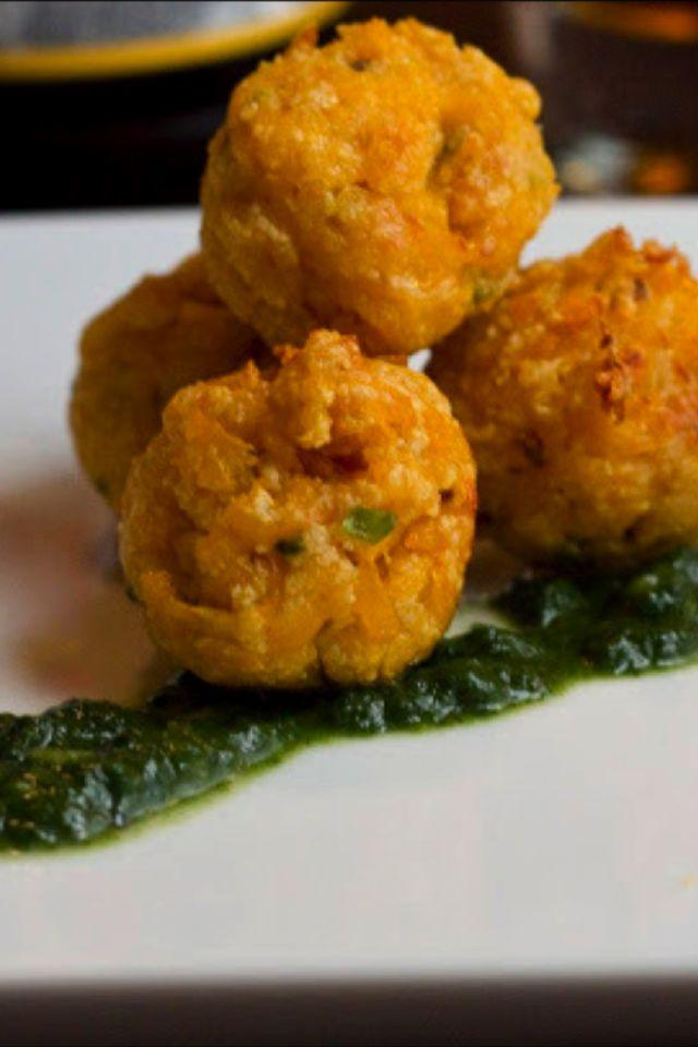 Pumpkin Koftas | Food and Libations | Pinterest