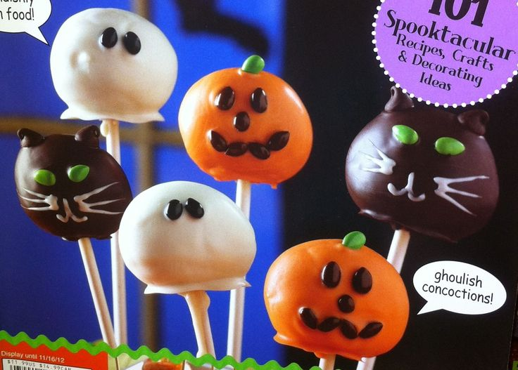 Easy Halloween Cake Pop Ideas Halloween Decorations Ideas Pinte