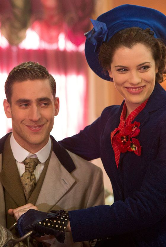 Jessica De Gouw and Oliver Jackson-Cohen in Episode Six of Dracula  Of    Oliver Jackson Cohen And Jessica De Gouw