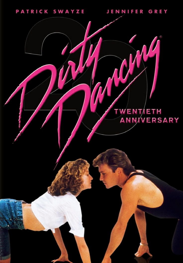 Dirty Dancing 1987 Movies Pinterest
