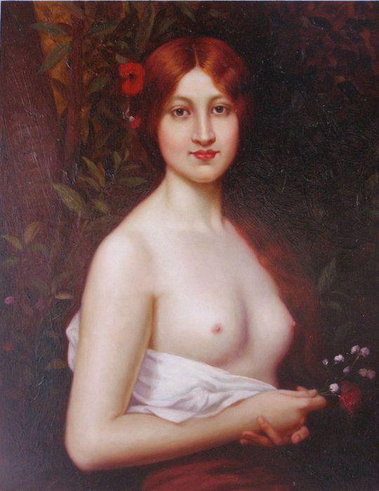 Pinturas Al Oleo Mujeres Desnudas