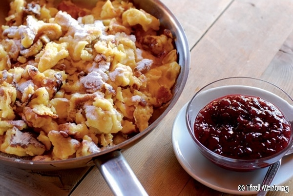 Kaiserschmarrn. Just made this delicious traditional austrian dish ...