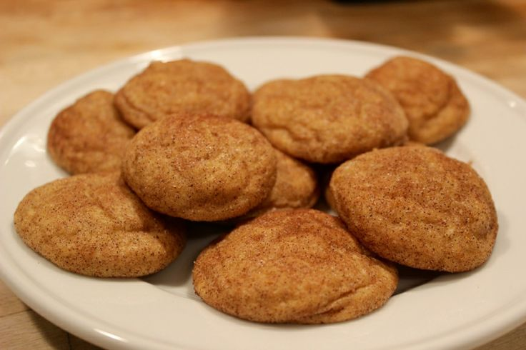 Pumpkin Snickerdoodles | My Blog: Teacher. Foodie. Athlete ...