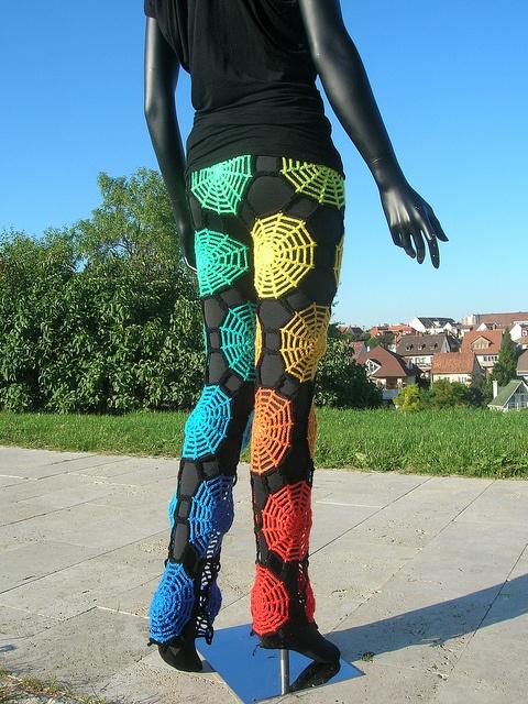 Nicole de Boer crochet