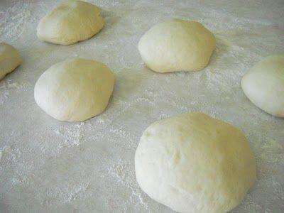 make ahead and freeze pizza crust - hum, we'll see if I can ...