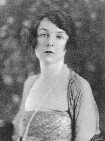 Freda Dudley Ward, mistress of the Prince of Wales from 1918 to 1923.