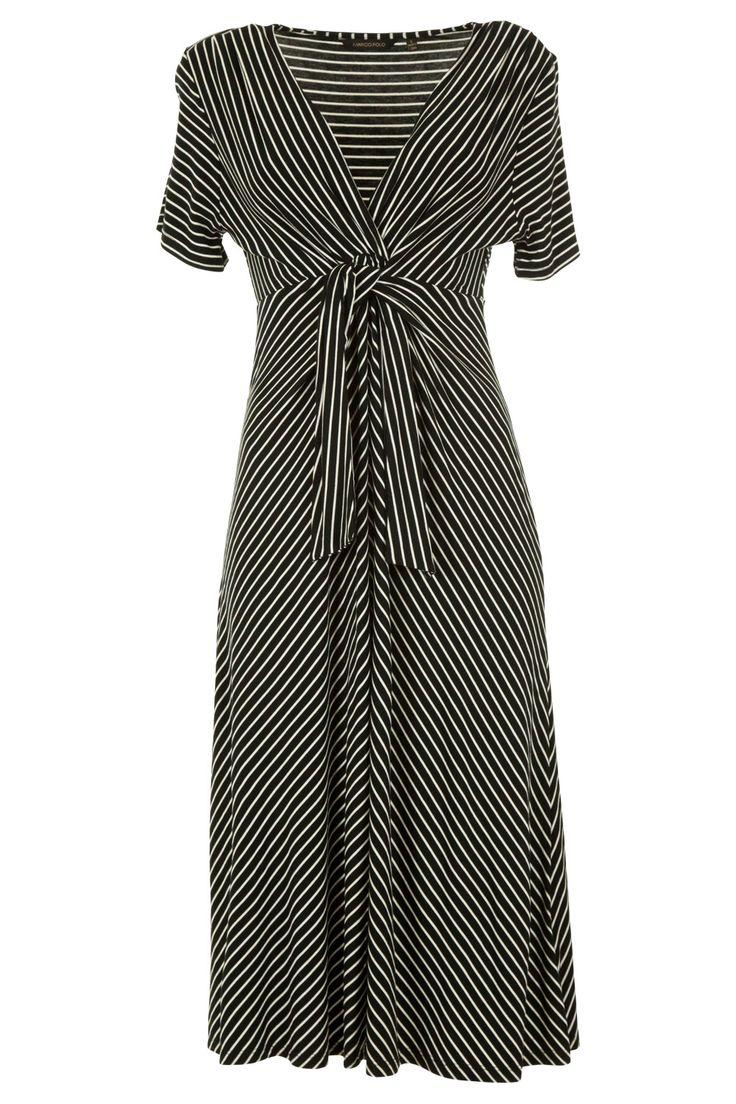 marco polo tie front wrap dress. Black Bedroom Furniture Sets. Home Design Ideas
