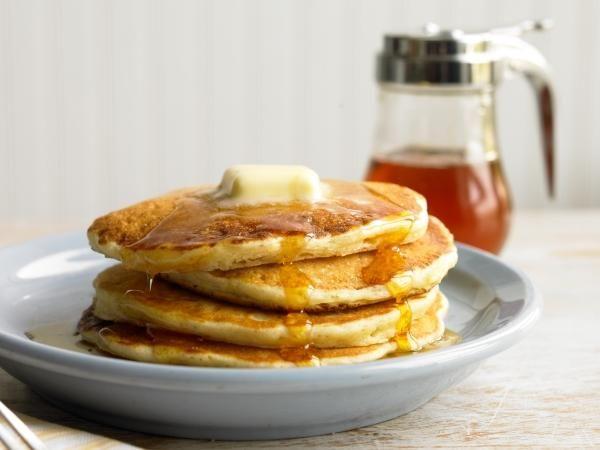 Whole Wheat Pancakes - that don't way a ton - Diabetic - whole wheat ...