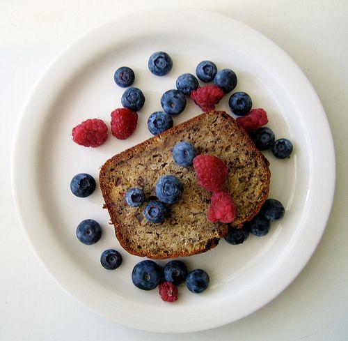 jacked-up banana bread | Yummy Things | Pinterest