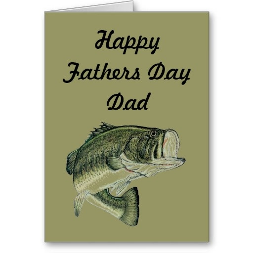 Pinterest for Father s day fishing card