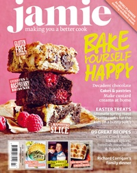 jamie magazine...easily THE best cooking mag...ever.
