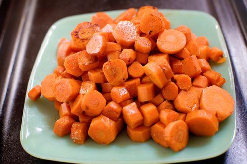 Pioneer Woman Whiskey-Glazed Carrots