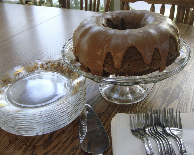 Chocolate Macaroon Tunnel Bundt Cake | Cup Cakes & Cakes | Pinterest