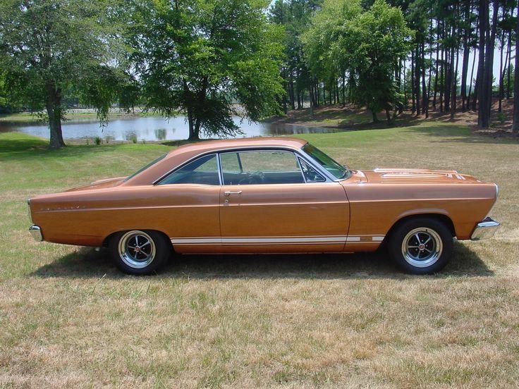 1967 Ford Fairlane Gt Two Door Hardtop